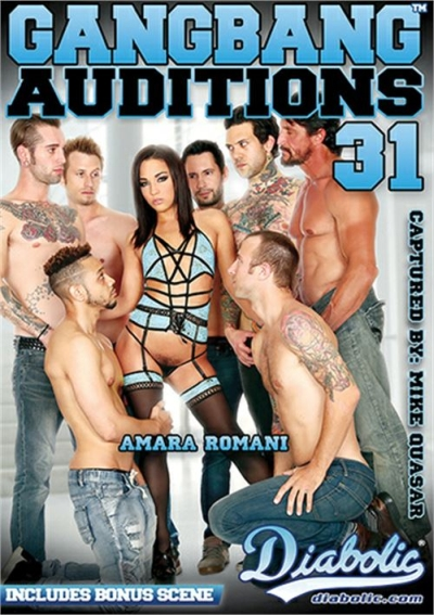 Screenshots: Gangbang Auditions 31