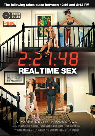 Trailer: Real Time Sex