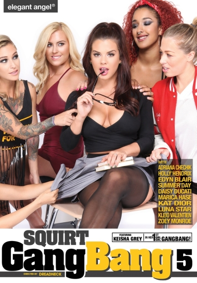 Trailer: Squirt Gangbang Vol. 5