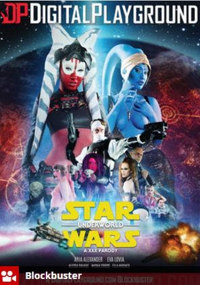 Trailer: Star Wars Underworld: A XXX Parody