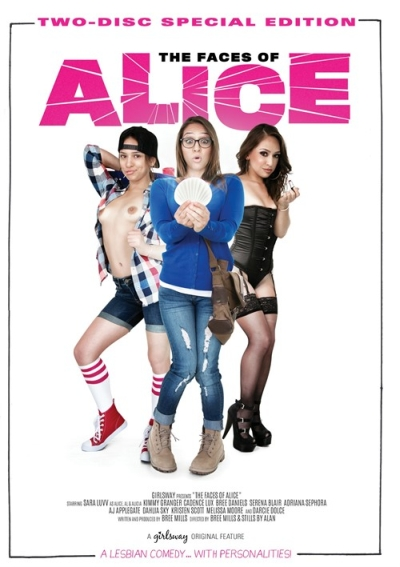 Trailer: The Faces Of Alice