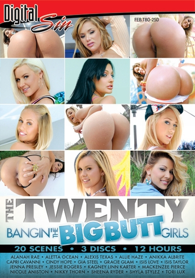 Trailer: The Twenty: Bangin' The Big Butt Girls