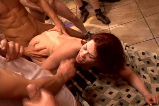 Short big boobed naked women