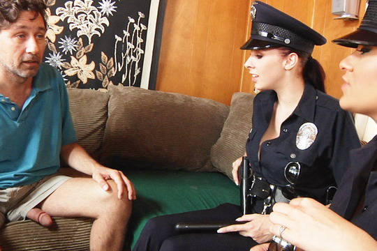 Consider, busty cop jada fire on youjizz has surprised