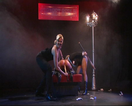 image Angel dark berlin cabaret