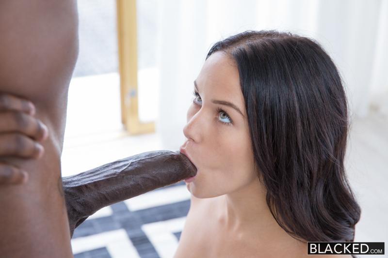 Megan Rain Loves Bbc In Her Holes 1