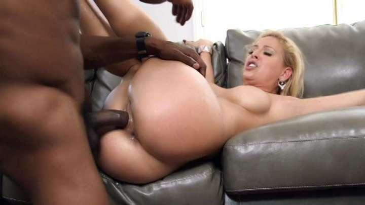 squirting interracial