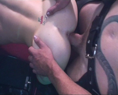 image Lolly badcock and sahara in fishnets