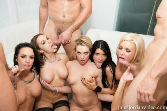 Airerose veruca james and august ames 7