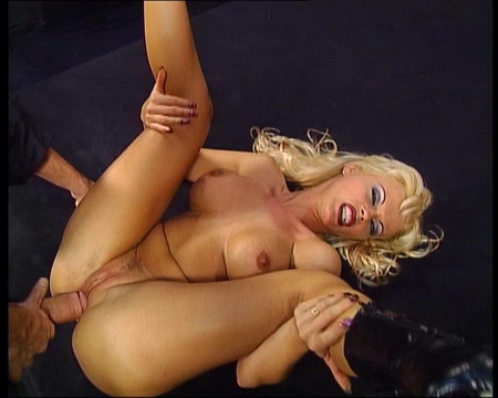Mmv films kelly trump loves a dp and a facial