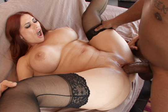 Sheila marie interracial idea